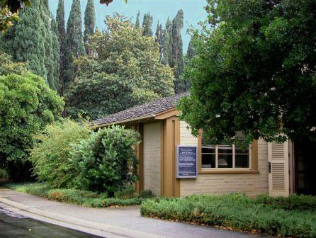 Entrance, Vedanta Society of Sacramento